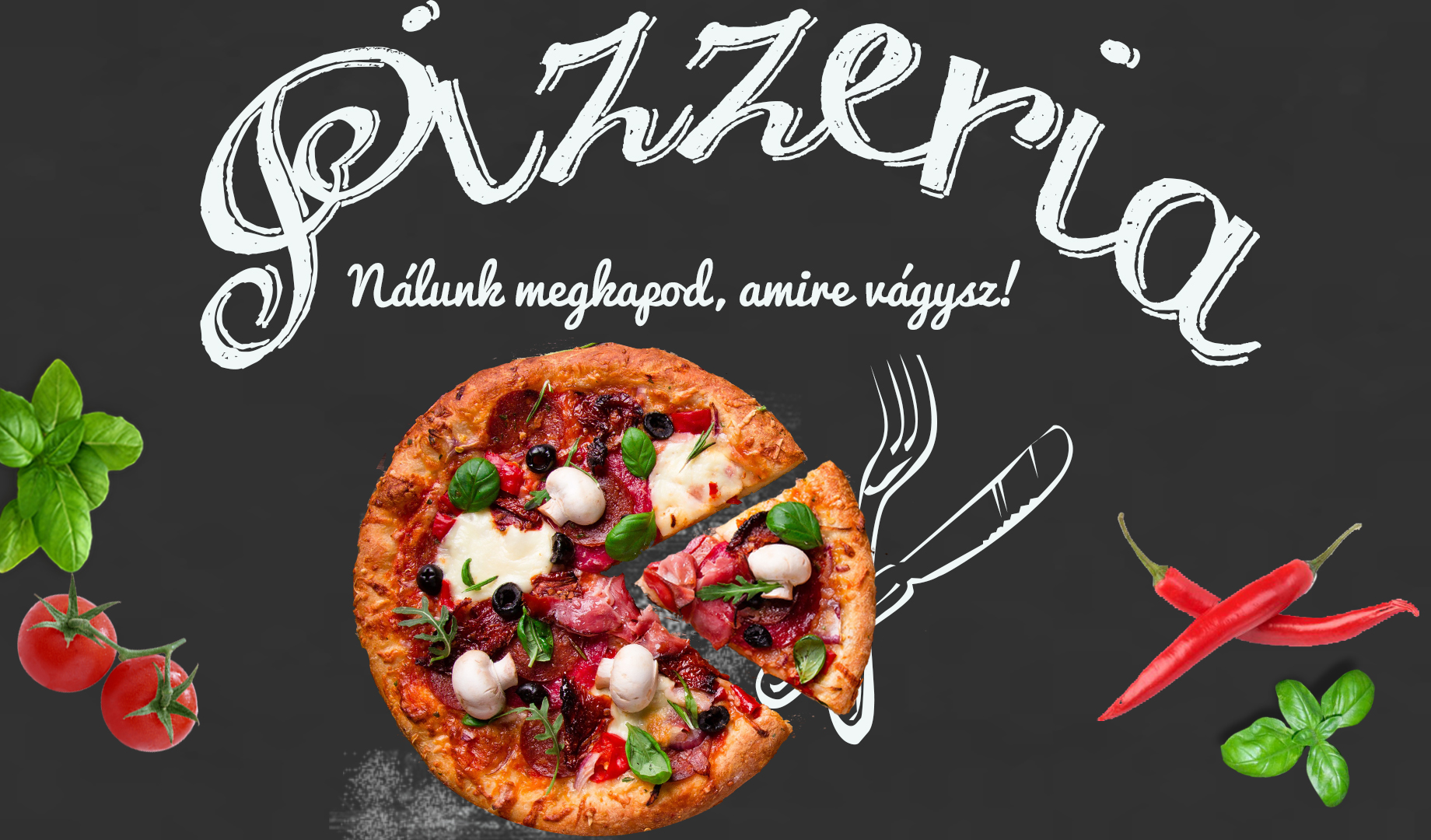 Bazsalikom Pizzeria
